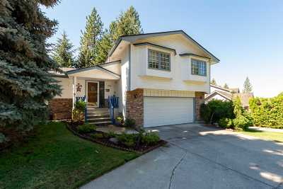 Spokane Single Family Home For Sale: 7115 N Westgate Pl