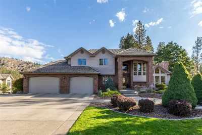 Spokane Single Family Home For Sale: 12131 N Riverwood Dr