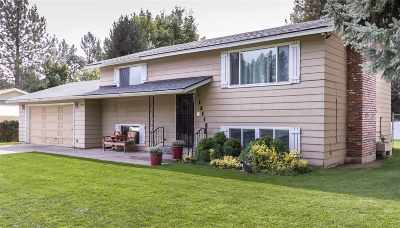 Spokane Valley Single Family Home New: 13112 E Guthrie Dr