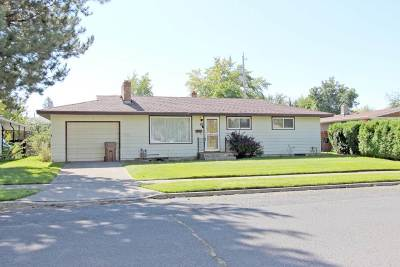 Spokane County Single Family Home Ctg-Inspection: 3141 W Bismark Ave