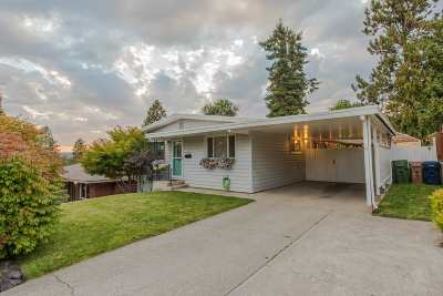 Single Family Home New: 3520 W Crown Pl
