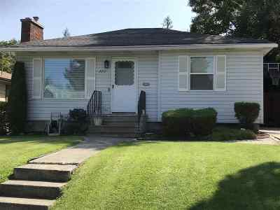 Single Family Home Ctg-Inspection: 3717 W Princeton Ave