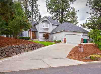 Spokane Valley Single Family Home For Sale: 1616 S Rocky Ridge Dr