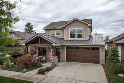 Coeur D Alene Single Family Home New: 4401 N Meadow Ranch Ave