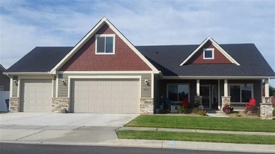 Spokane County Single Family Home New: 10316 N Sicilia Ct