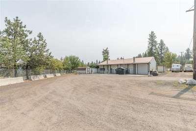 Spokane Single Family Home For Sale: 2704 N Colville Rd