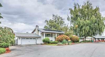 Spokane Single Family Home New: 10530 N Overview Dr