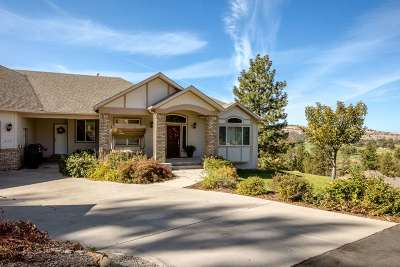 Spokane County Single Family Home New: 216 N Lakeside Rd