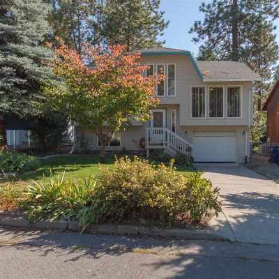 Spokane Single Family Home New: 4238 E 12th Ave