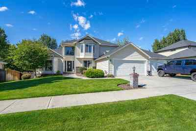 Spokane Single Family Home New: 12211 N Nevada Ct