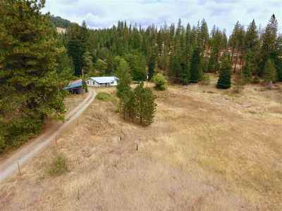 Rathdrum/Id Single Family Home New: 25403 N Fjord Rd