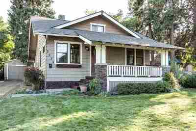 Spokane Single Family Home New: 2924 E 16th Ave