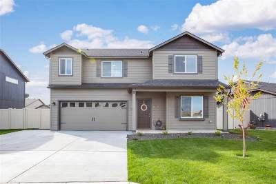 Spokane County Single Family Home New: 724 Osprey Ln