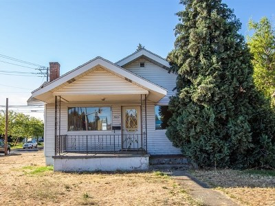 Spokane Single Family Home New: 2603 W Fairview Ave