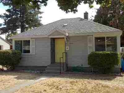 Spokane Single Family Home New: 1523 W Providence Ave