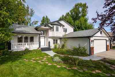 Spokane Single Family Home New: 8007 N Sicilia Ct