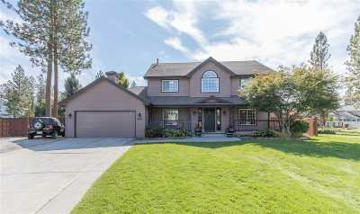 Single Family Home New: 6906 N Mossy Rock Ct