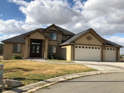 Spokane Valley Single Family Home For Sale: 8305 E Black Oak Ln