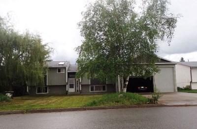Spokane Valley Single Family Home New: 12910 E Sinto Ave