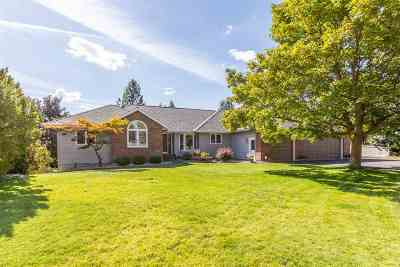 Spokane Single Family Home For Sale: 5009 W Howesdale Dr