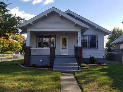 Single Family Home New: 401 W Garland Ave