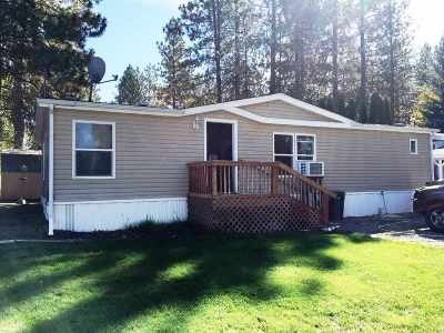 Mead Mobile Home For Sale: 15014 N Richmond Ln