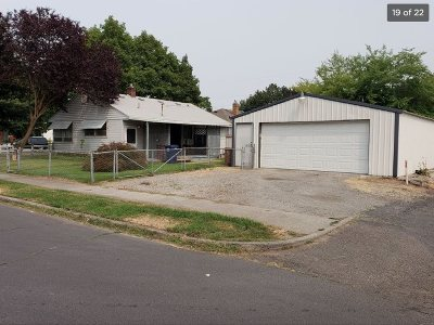 Single Family Home New: 323 W Heroy Ave