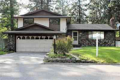 Spokane Valley Single Family Home New: 1012 S Little John Ct