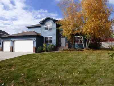 Spokane Valley Single Family Home For Sale: 706 S Shelley Lake Ln