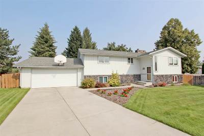 Spokane Single Family Home New: 11720 N Lincoln Ct