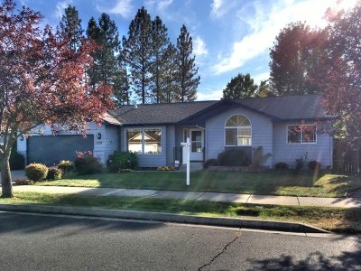 Spokane Single Family Home New: 7729 N Old Fort Dr
