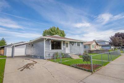 Spokane Single Family Home For Sale: 3927 E Ermina Ave