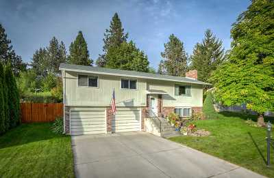 Spokane Single Family Home For Sale: 916 W Elwood Dr