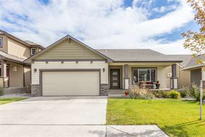 Spokane, Spokane Valley Single Family Home For Sale: 6831 S Blackwing Ct