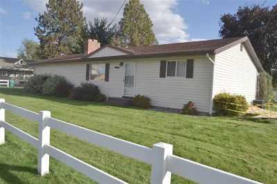 Spokane Valley WA Single Family Home New: $340,000