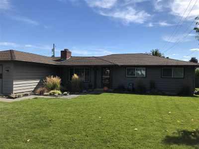 Spokane Single Family Home New: 8304 E Lacrosse Ave