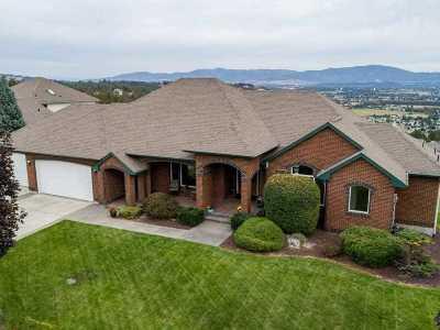 Spokane Single Family Home For Sale: 8622 E Woodland Park Dr