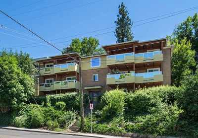 Spokane Condo/Townhouse For Sale: 202 E Rockwood Blvd #Unit 6