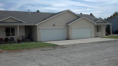 Spokane Valley Multi Family Home For Sale: 17334 E Alki Ave
