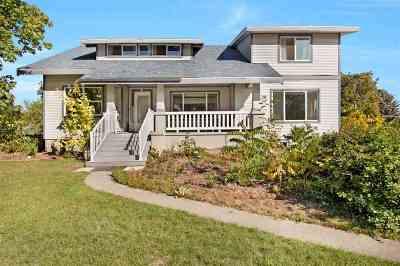 spokane Single Family Home For Sale: 1104 N Bowdish Rd