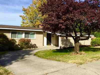Spokane Single Family Home For Sale: 3525 E Ben Burr Blvd