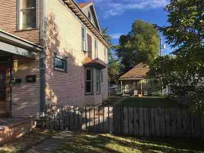 Single Family Home For Sale: 1314 W Mallon Ave