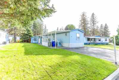 Mead Mobile Home For Sale: 4202 E Lane Park Rd #4