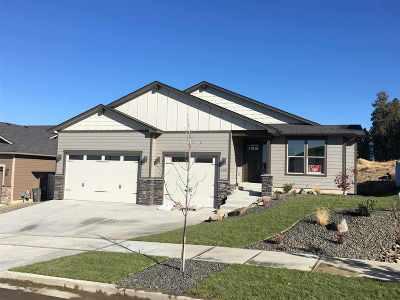 Spokane Valley Single Family Home For Sale: 2607 S Conklin Dr