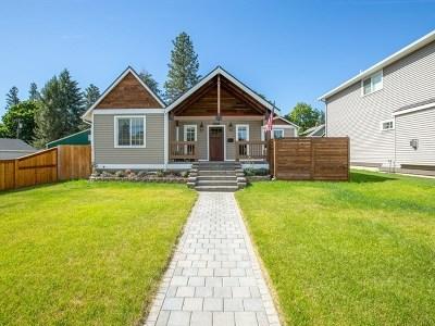 spokane Single Family Home For Sale: 1914 E 11th Ave