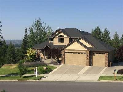 Spokane, Spokane Valley Single Family Home For Sale: 10103 N Wieber Dr