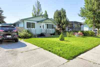 Spokane Single Family Home For Sale: 2807 N Smith St
