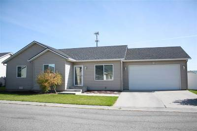 Spokane Valley Single Family Home For Sale: 210 N St Charles Ln