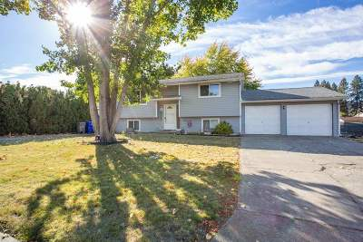 Spokane Valley Single Family Home Chg Price: 11406 E 34th Ave
