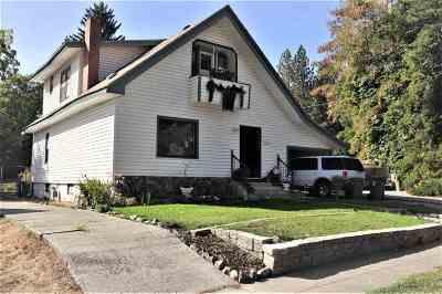 Spokane Single Family Home For Sale: 904 E 11th Ave